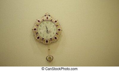 Clocks with pendulum