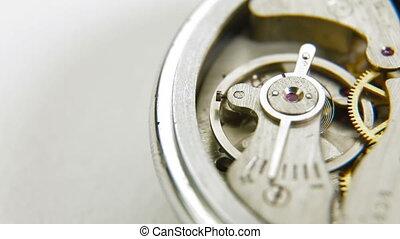 Clockwork - uncovered clockwork
