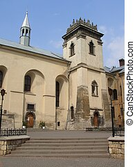 cloister Ukraine, Lviv