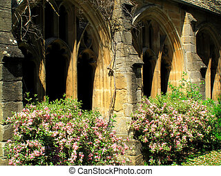 Cloisters New College