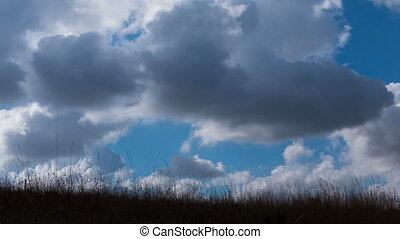 Close floating clouds - Floating clouds with the use of ...