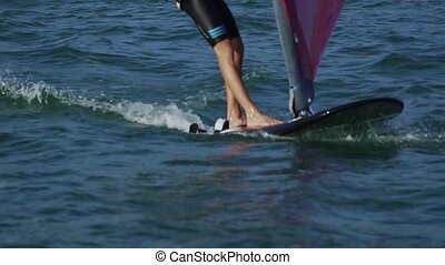 Close to water board