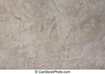 background texture of Polish cement Smooth plastered concrete wall