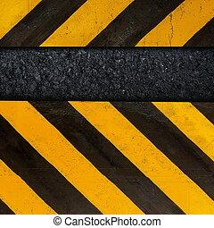 Close-up asphalt