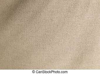 Close Up Background Pattern of Light Brown Textile Texture