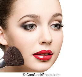 close-up, beleza