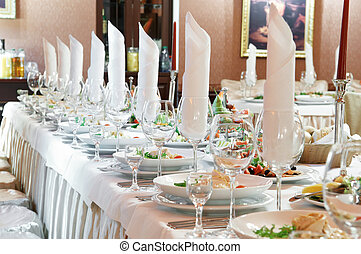 close-up catering table set - catering table set service ...