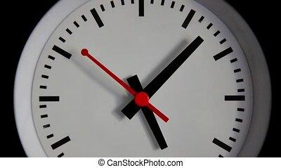 Close-up Clock