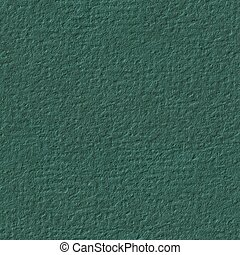 Close up detail of green color organic art paper. Seamless square texture. Tile ready.