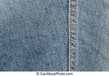 Close-up detailed jeans
