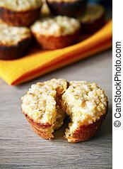 Close-up Muffin