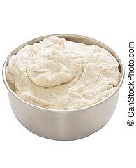flour dough
