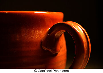 Close-up of a cup