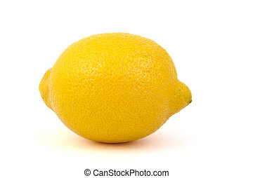 Close-up of a lemon