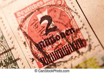 Inflation Stamp