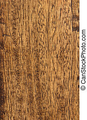 close up of an old wood board