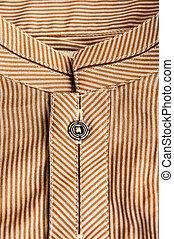 Close up of asian Kurta shirt - Close up of asian Kurta