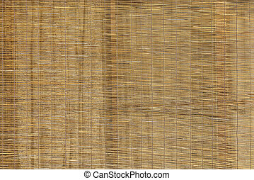 bamboo curtain for background