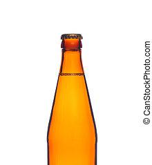 Close up of Beer bottle