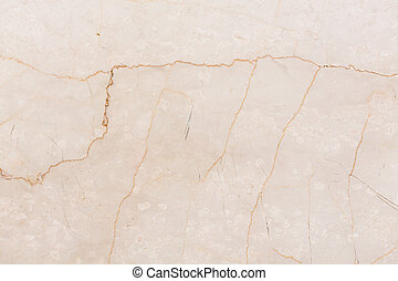 Close up of beige marble stone texture.