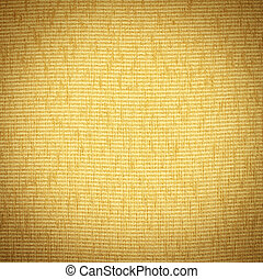 Close up of beige upholstery texture