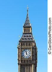 Close up of Big Ben