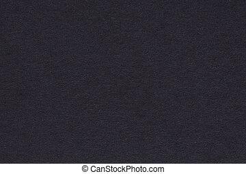 Close up of blue texture paper, macro shot.