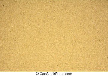 Close up of cardboard texture
