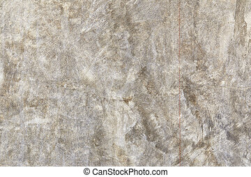 Close up of cement wall
