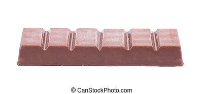 Close up of chocolate bar