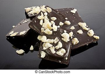 Close up of Chocolate