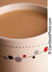 Close up of Coffee