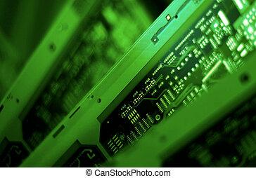 Computer chip.