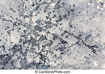 Close up of grey watercolor abstract hand painted background. Wa