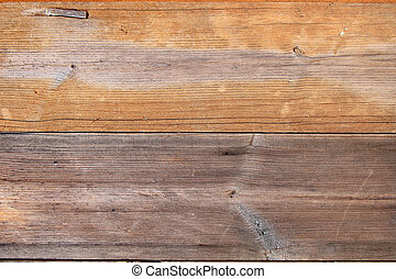 Close up of grungy wood