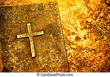 Holy Bible - Close up of Holy Bible