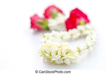 Jasmine garland