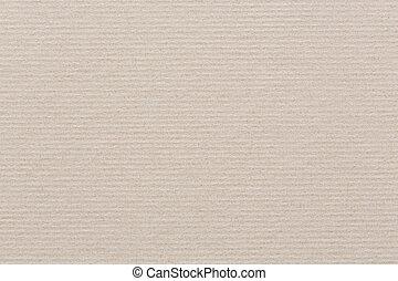Close up of light beige paper.