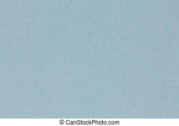 Close up of light blue paper texture.