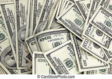 close up of money us dollar