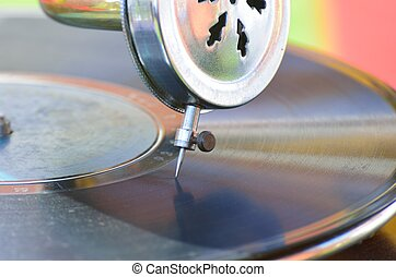 old record needle