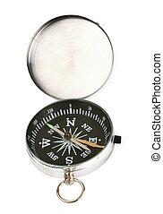 open chrome compas