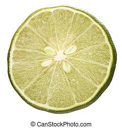 orange or lemon fruit slice