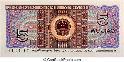 close up of paper currency, creative image