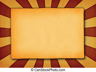 retro paper background - close-up of retro paper background...