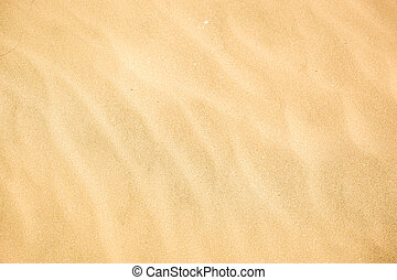 Close-Up Of Sand Background Texture