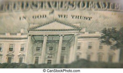 Dollar - Close up of U.S. Dollar