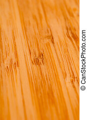 Close up of Wood Laminate