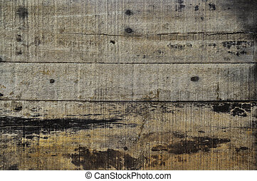 Close up of wooden surface