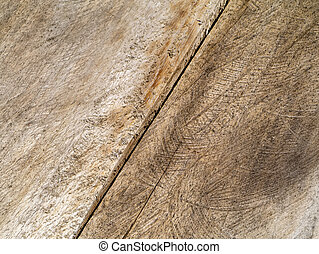 Close up old wooden background